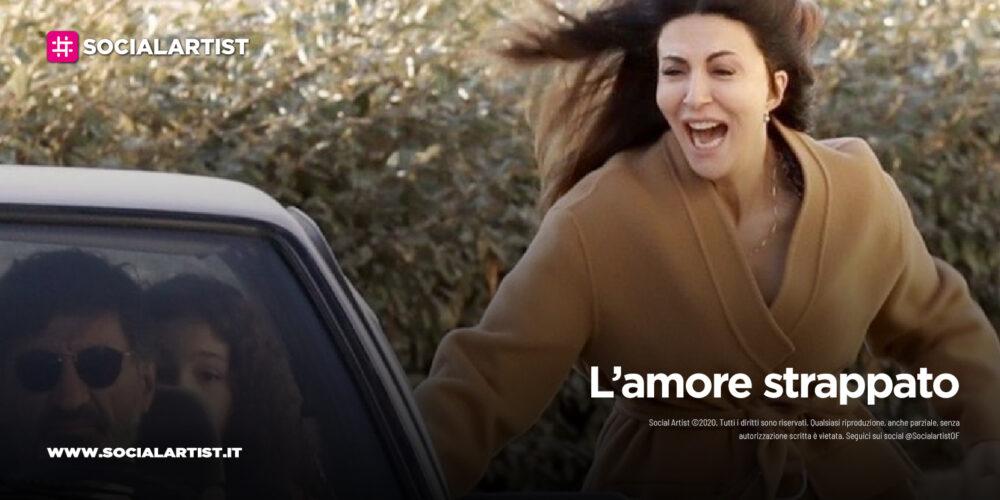 """Mediaset, dal 10 febbraio la fiction """"L'amore strappato"""""""