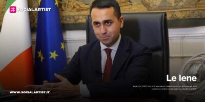 Le Iene, intervista a Luigi Di Maio per il rientro in Italia di Chico Forti