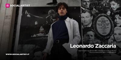 """Leonardo Zaccaria, dal 9 febbraio il nuovo singolo """"Hotel Malinconia (X Samuele)"""""""