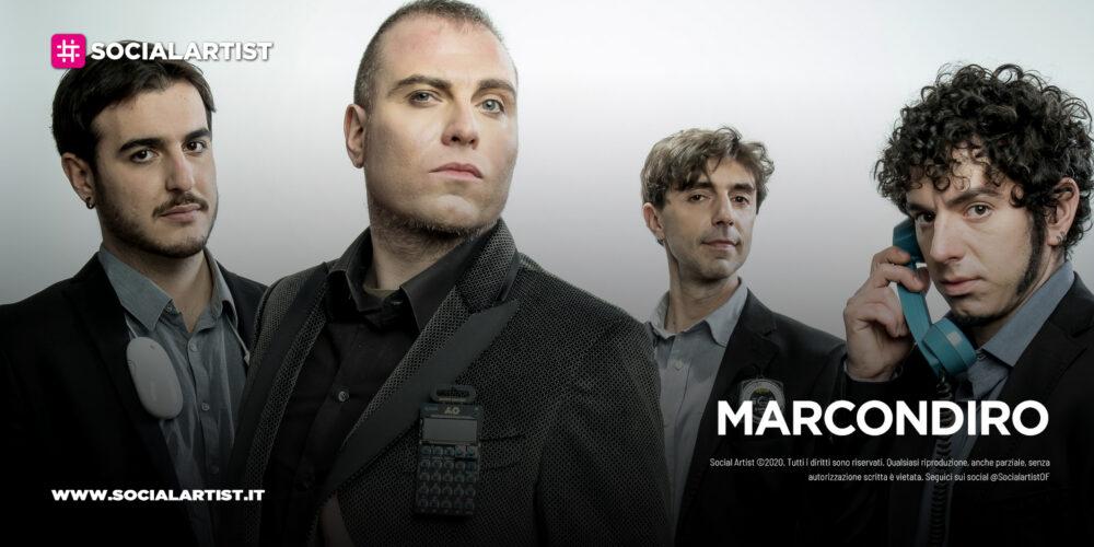 """VIDEOINTERVISTA MARCONDIRO, il nuovo album """"Data"""""""