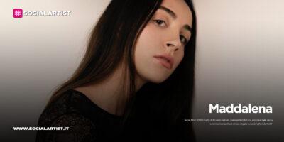 """Maddalena, dal 5 febbraio il  singolo di debutto """"Anxiety Is A Modern Cliché"""""""