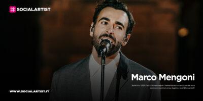 """Rai1, le foto dello speciale di Marco Mengoni """"21.02.2020 – 21.02.2021 L'anno che verrà"""""""