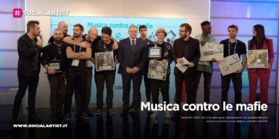 """Casa Sanremo, """"Musica contro le mafie"""" per la premiazione"""