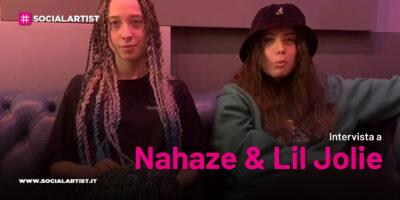 "VIDEOINTERVISTA Nahaze & Lil Jolie, il nuovo singolo ""Empty"""
