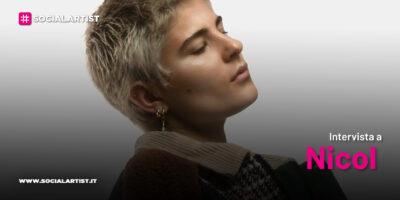 """VIDEOINTERVISTE Nicol presenta il nuovo singolo """"Satellite"""""""