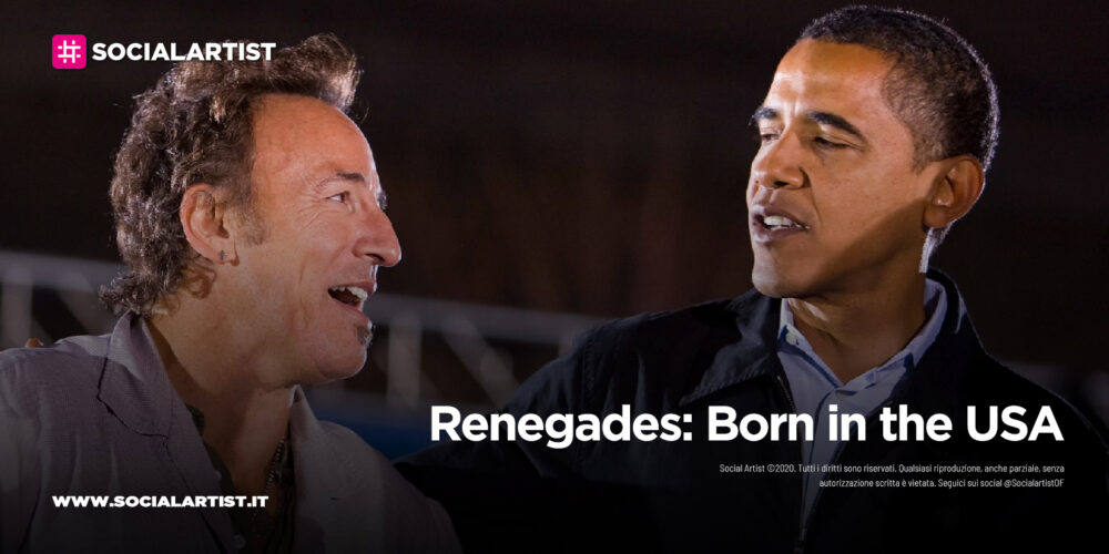 Spotify Original – Renegades: Born in the USA