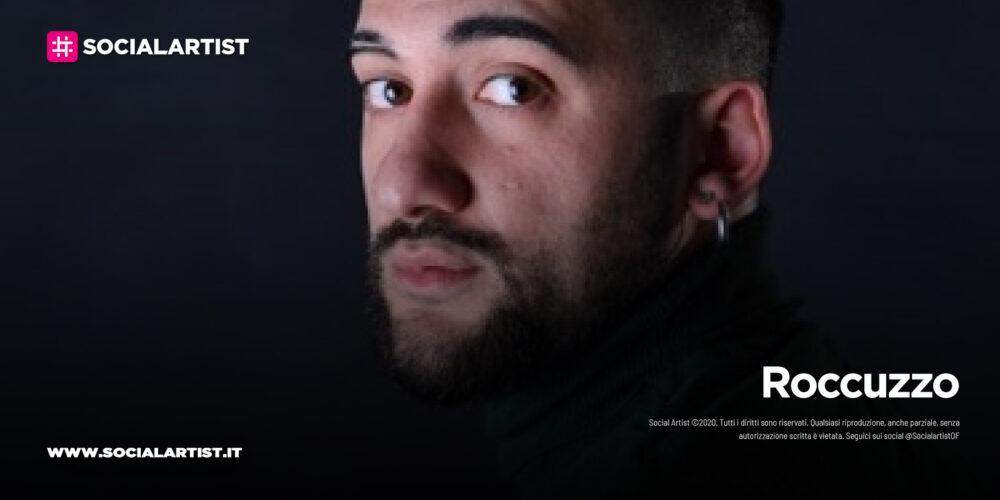 """Roccuzzo, dal 26 febbraio il nuovo singolo """"La Cura"""""""