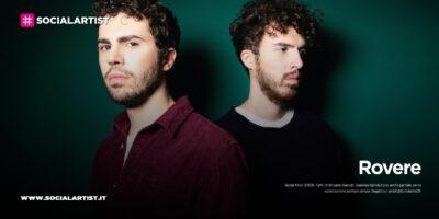 """Rovere, dal 12 febbraio il nuovo singolo """"freddo cane"""" feat. Mameli"""