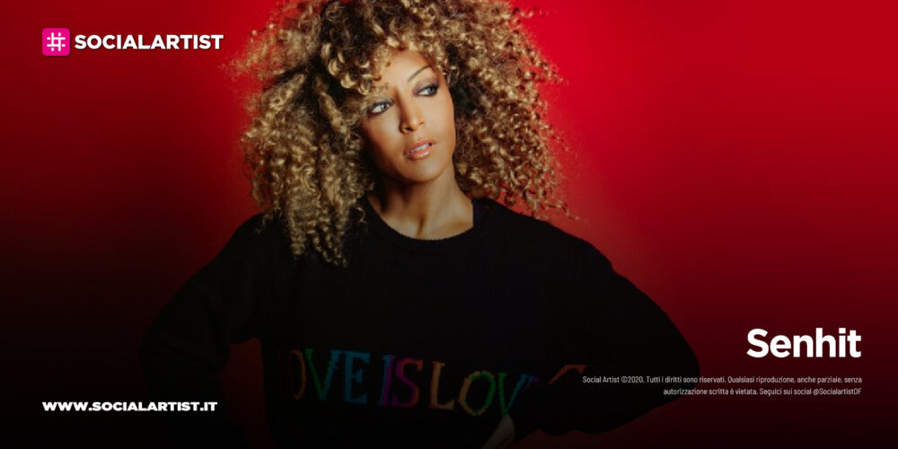 Senhit rappresenterà San Marino all'Eurovision Song Contest 2021
