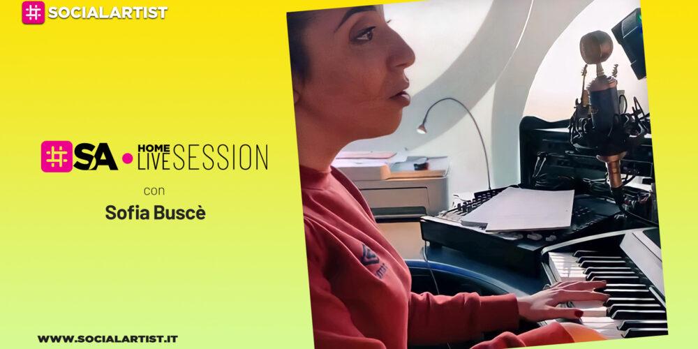 SA Home Live Session |  Sofia Buscè | Seconda Serie