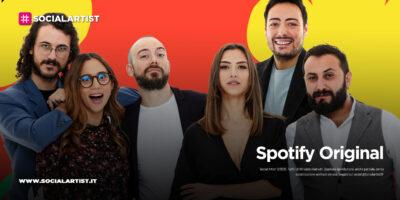 """Spotify, debuttano in Italia i podcast originali con """"The Jackal: tutto Sanremo ma dura meno"""""""