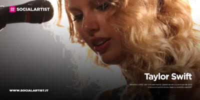 "Taylor Swift, dal 12 febbraio il nuovo singolo ""Love Story (Taylor's version)"""