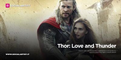 Thor: Love and Thunder, le prime foto e informazioni dal set