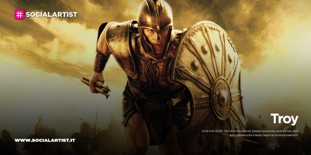 Warner Bros – Troy (2004)