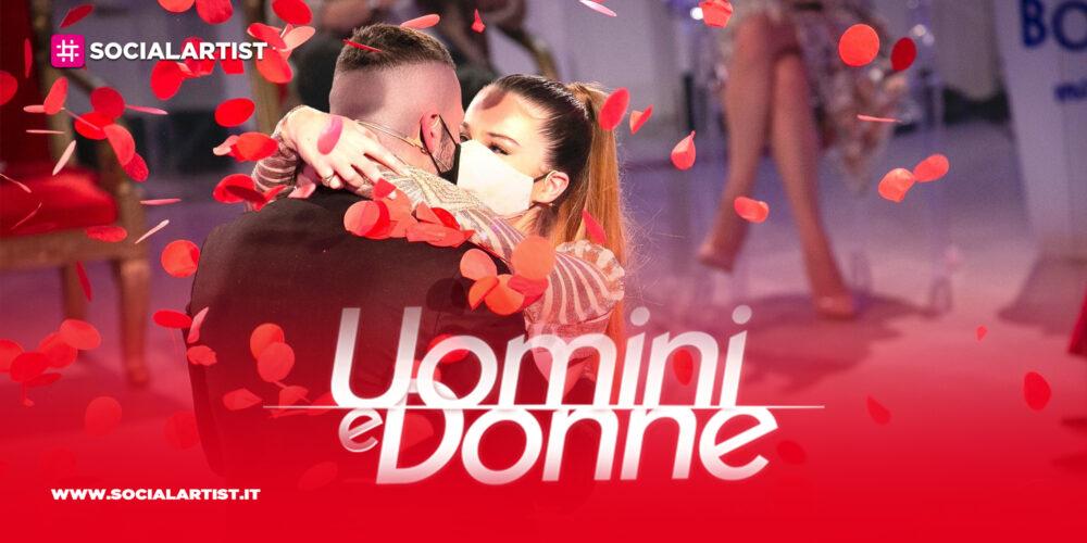 Uomini e Donne, la scelta di Sophie è Matteo!