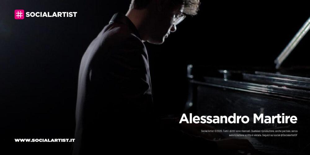 """Alessandro Martire, dall'8 marzo il video """"Ice Waves"""""""