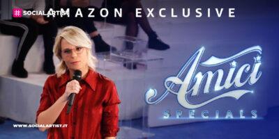 """Amazon Prime Video – """"Amici 20"""" e """"Amici Specials"""""""