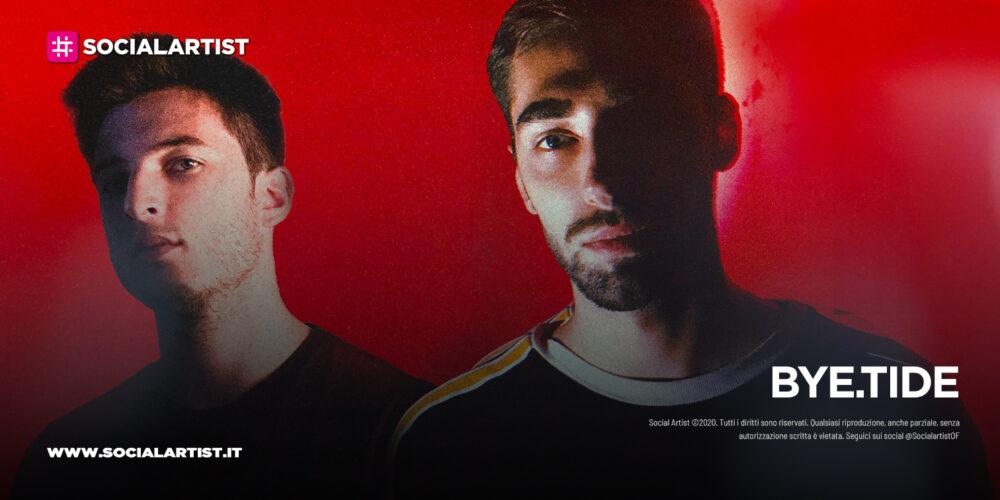 """BYE.TIDE, dall'11 marzo il nuovo singolo """"Amsterdam"""""""