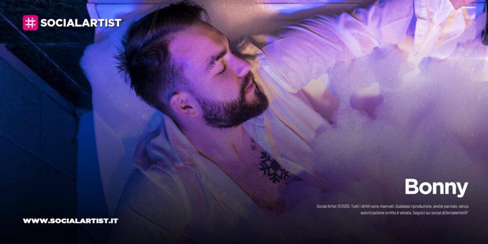 """Bonny, dal 1 marzo il nuovo singolo """"Storia vera"""""""