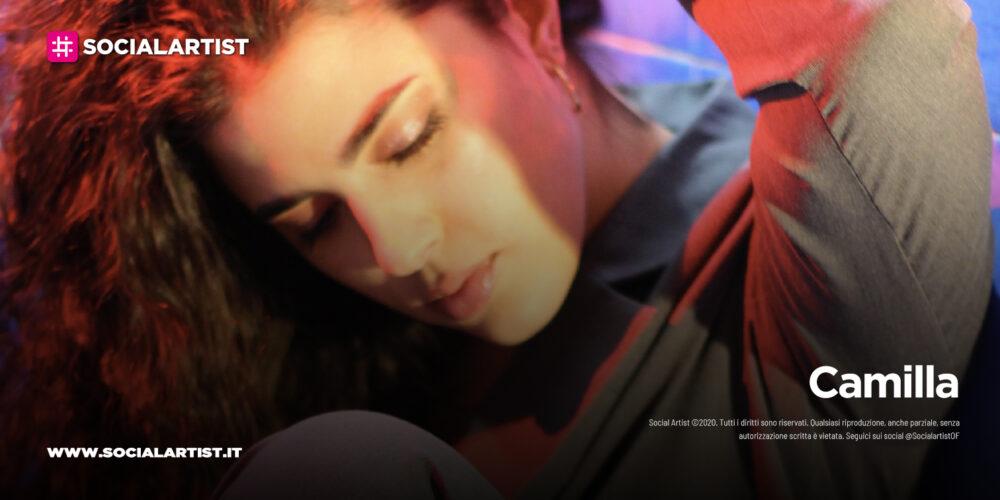 """Camilla, dal 27 marzo il nuovo singolo """"Valentina"""""""