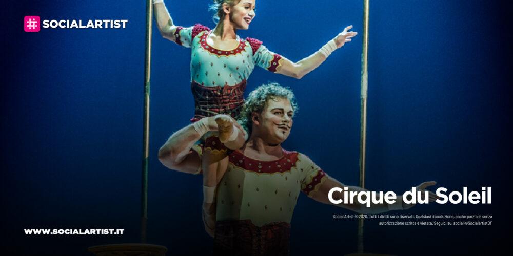"""Cirque du Soleil, in Italia con lo spettacolo """"Kurios – Cabinet of Curiosities"""""""