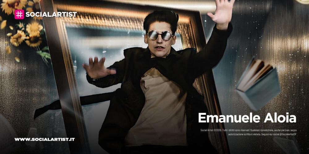 """Emanuele Aloia, dal 16 aprile l'album d'esordio """"Sindrome di Stendhal"""""""