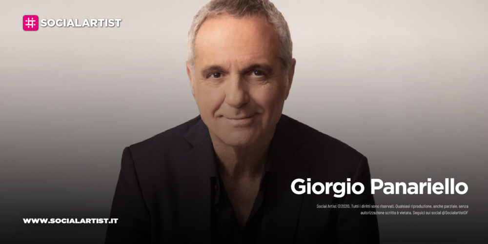 """Giorgio Panariello, le date dello spettacolo """"La Favola Mia"""""""