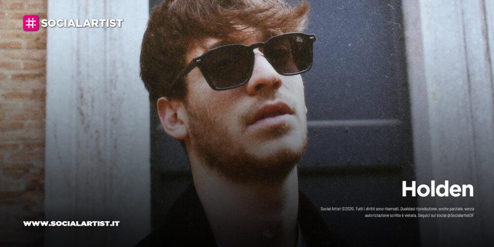 """Holden, dal 26 marzo l'album di debutto """"Prologo"""""""
