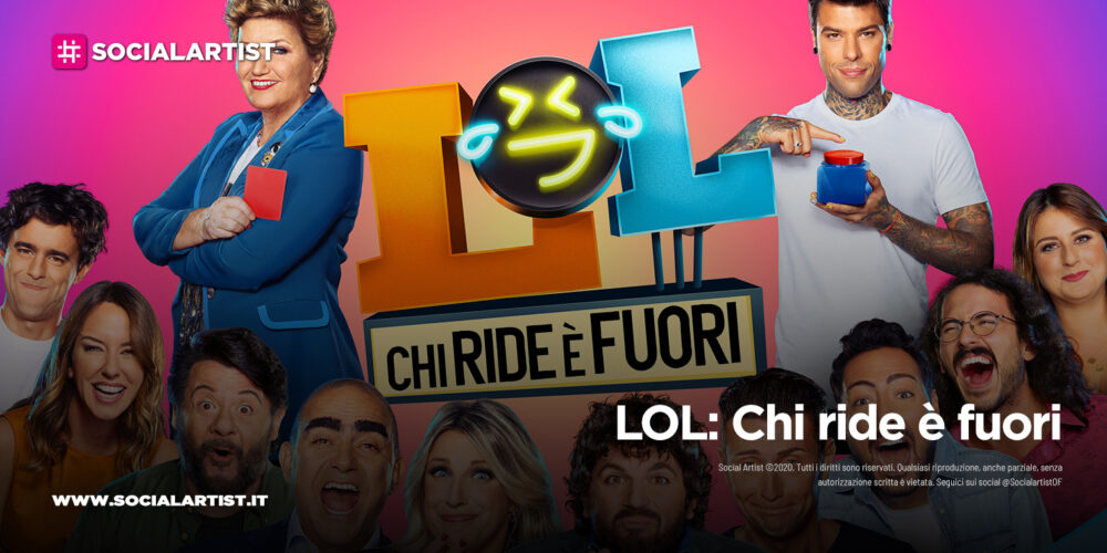 Amazon Prime Video – LOL: Chi ride è fuori (2021)