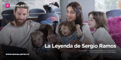 """Amazon Prime Video – dal 18 giugno """"La Leyenda de Sergio Ramos"""""""