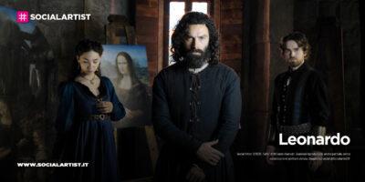 "Rai1, dal 23 marzo in prima tv mondiale ""Leonardo"" (202)"