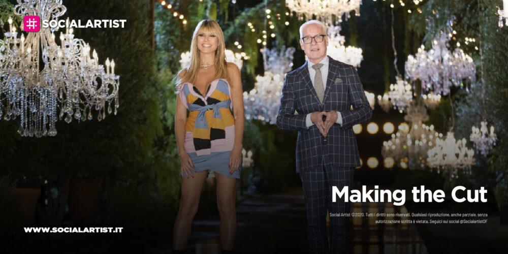 """Amazon Prime Video, la seconda stagione di """"Making the Cut"""""""