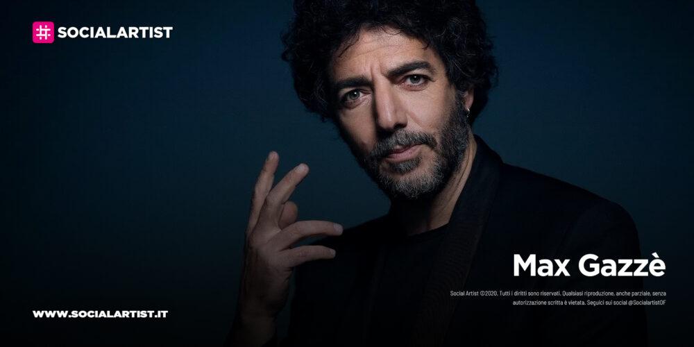 """Max Gazzè, dal 9 aprile il nuovo album """"La matematica dei rami"""""""