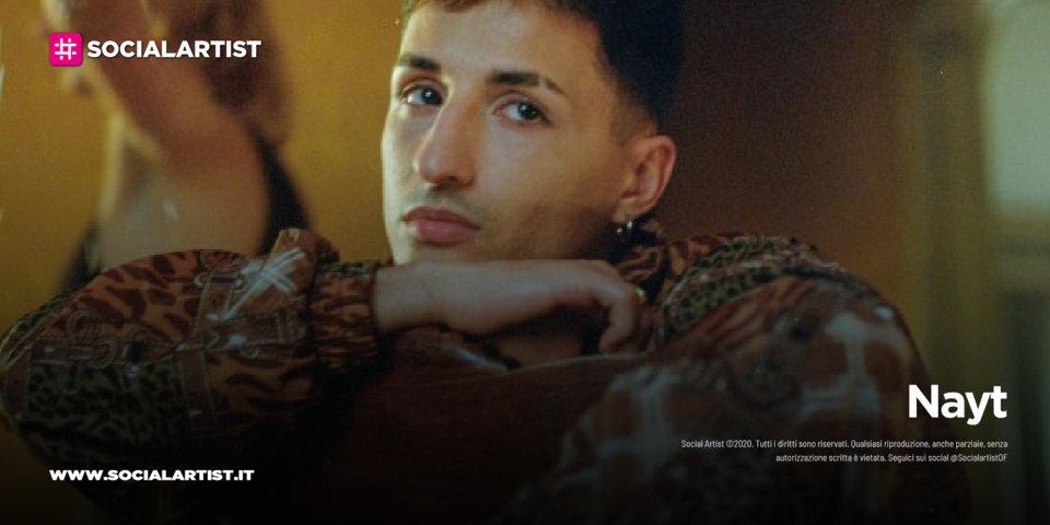 """Nayt, dal 2 aprile il nuovo singolo """"Tutto il resto è noi"""""""