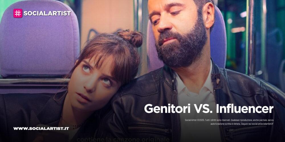 Sky Cinema – Genitori VS. Influencer (2021)