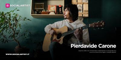 """Pierdavide Carone, dal 28 maggio il nuovo album """"Casa"""""""