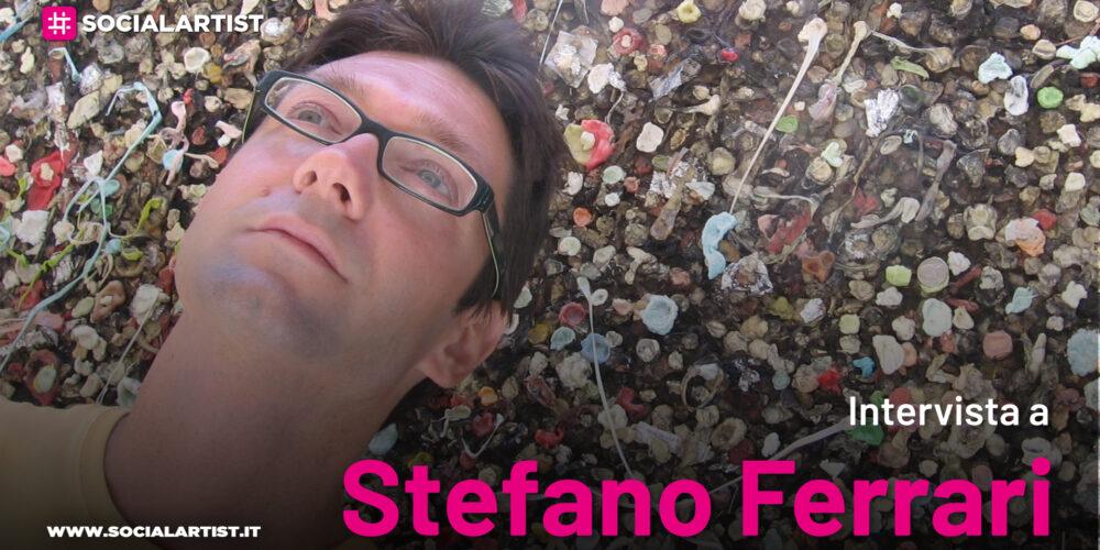 """VIDEOINTERVISTA Stefano Ferrari, il nuovo singolo """"Cesto di Limoni"""""""