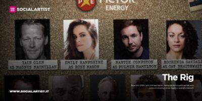 """Amazon Studios – rivelato il cast di """"The Rig"""""""