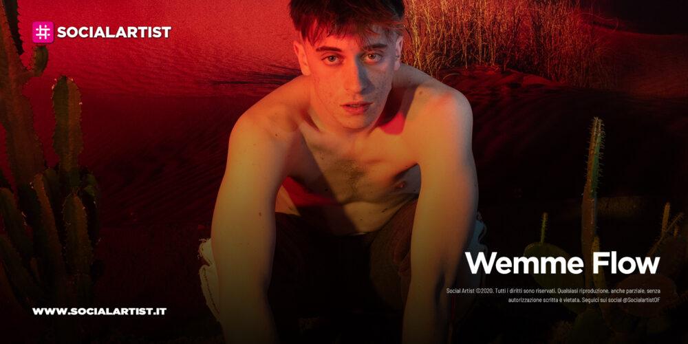 """Wemme Flow, dal 19 marzo l'album d'esordio """"Direzione Stelle"""""""