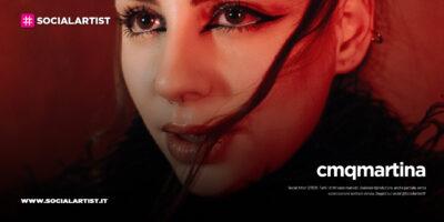 """cmqmartina, dal 19 marzo il nuovo singolo """"se mi pieghi non mi spezzi"""""""