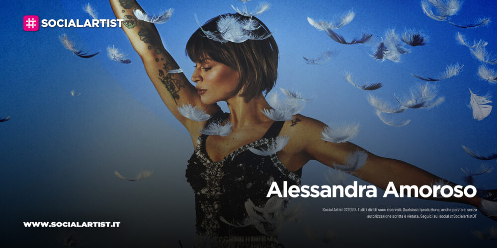 "Alessandra Amoroso, dal 7 aprile il nuovo singolo ""Piuma"""