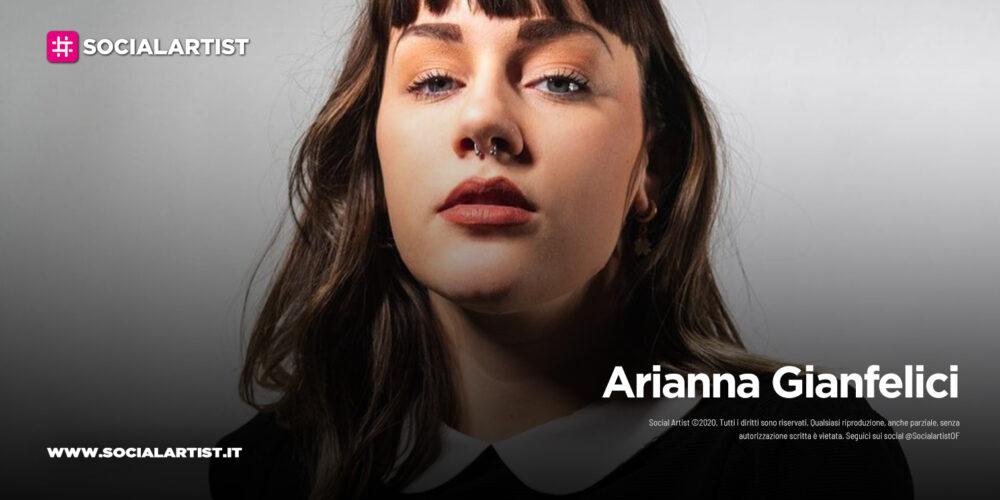 """Arianna Gianfelici, dal 26 marzo il nuovo singolo """"Qualcosa di te"""""""
