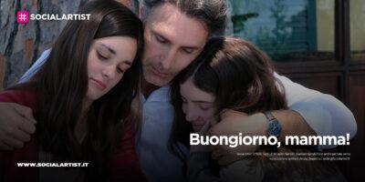 """Mediaset, da mercoledì 21 aprile """"Buongiorno, mamma!"""""""