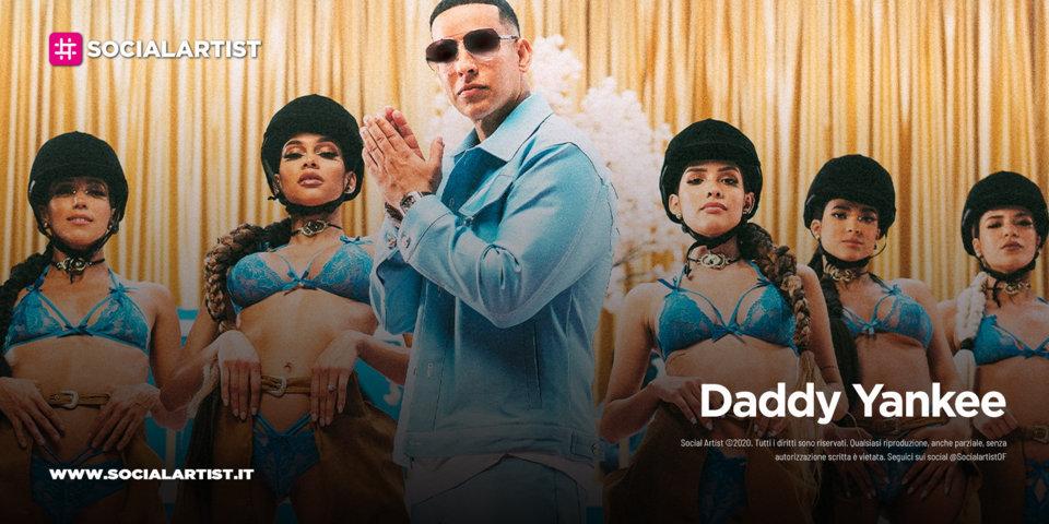 "Daddy Yankee, dal 23 aprile il nuovo singolo ""El Pony"""
