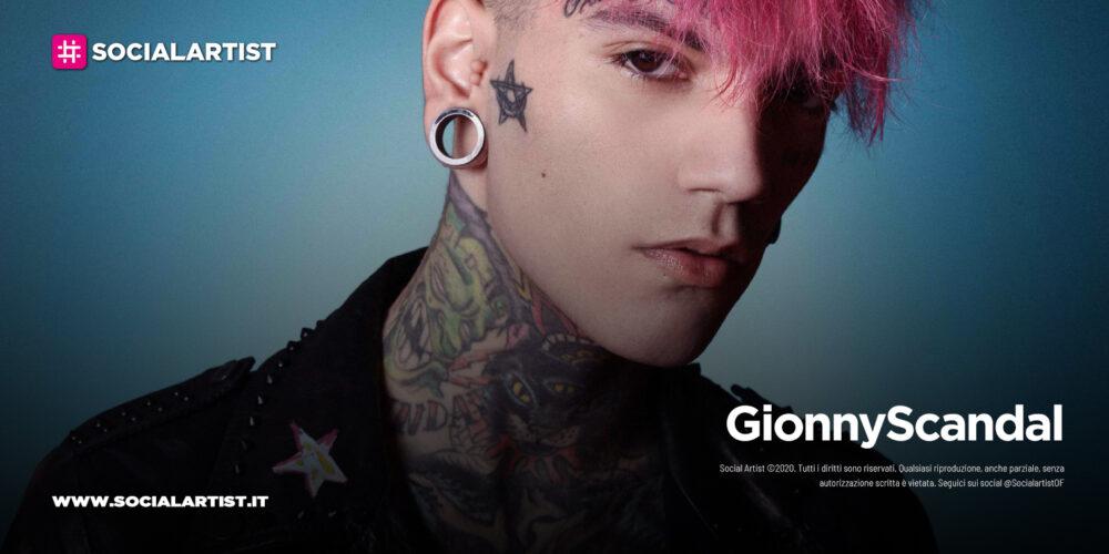 """GionnyScandal, dal 7 maggio il nuovo album """"Anti"""""""