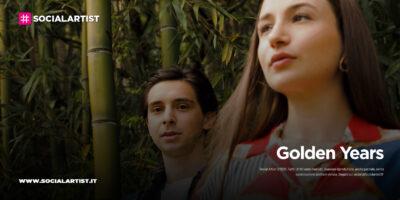 """Golden Years, dal 9 aprile il nuovo singolo """"Sale"""""""