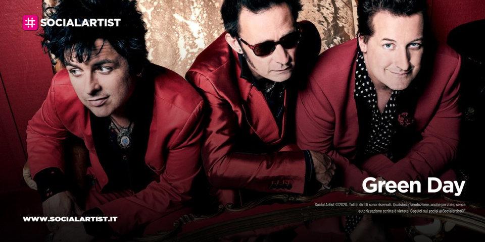 Green Day, le date italiane del tour 2022