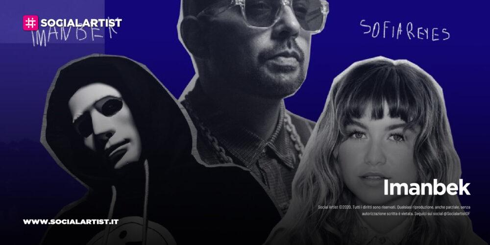 "Imanbek, dal 9 aprile il nuovo singolo ""Dancing on dangerous"""