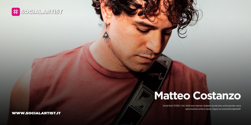 """Matteo Costanzo, dal 30 aprile il nuovo album """"Deserto"""""""