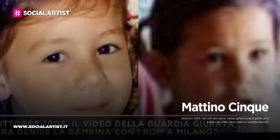 """Mattino Cinque, Michael Biach: """"La bambina nella foto non è Denise Pipitone"""""""